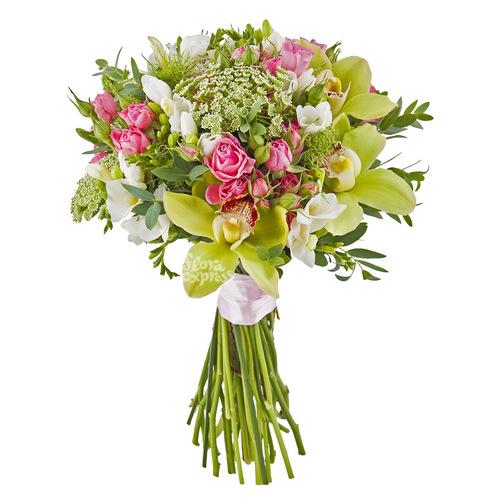 Сколько стоит заказать букет цветов с доставкой