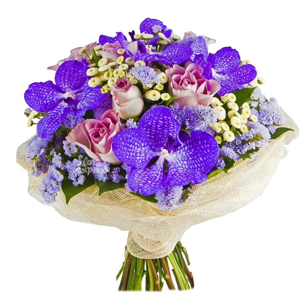 Сиреневые кружева от Floraexpress