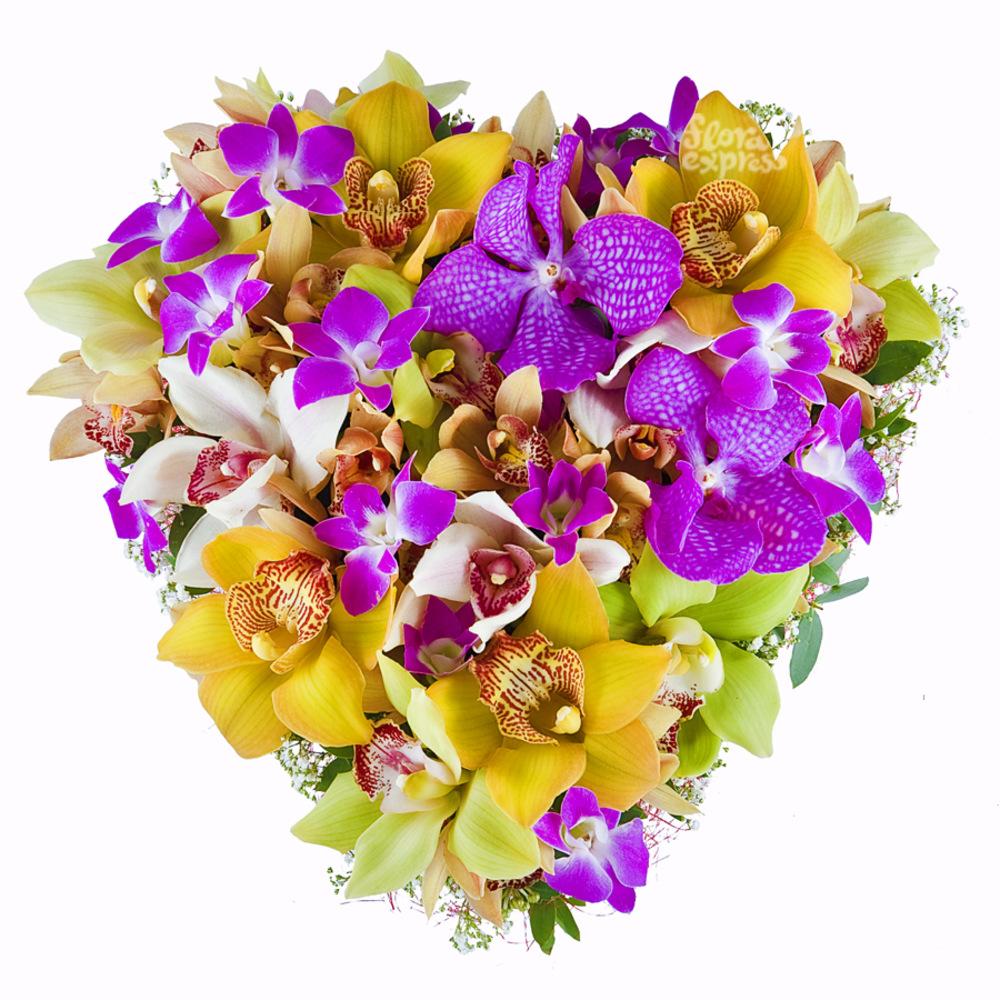 Экзотическая нежность от Floraexpress