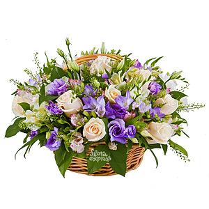 Корзина «Приятный подарок»