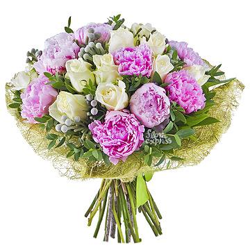 Букет Райские цветы