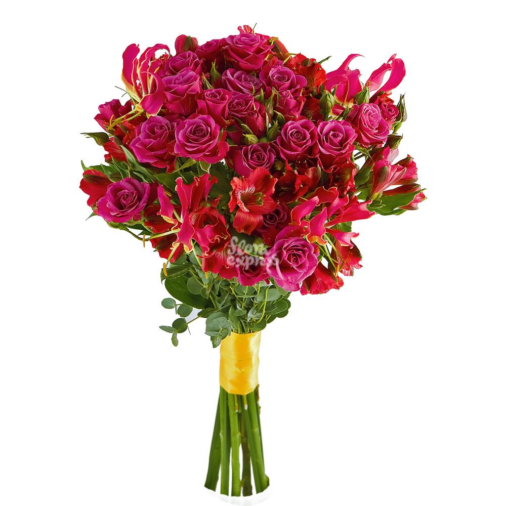 Пламенное признание от Floraexpress