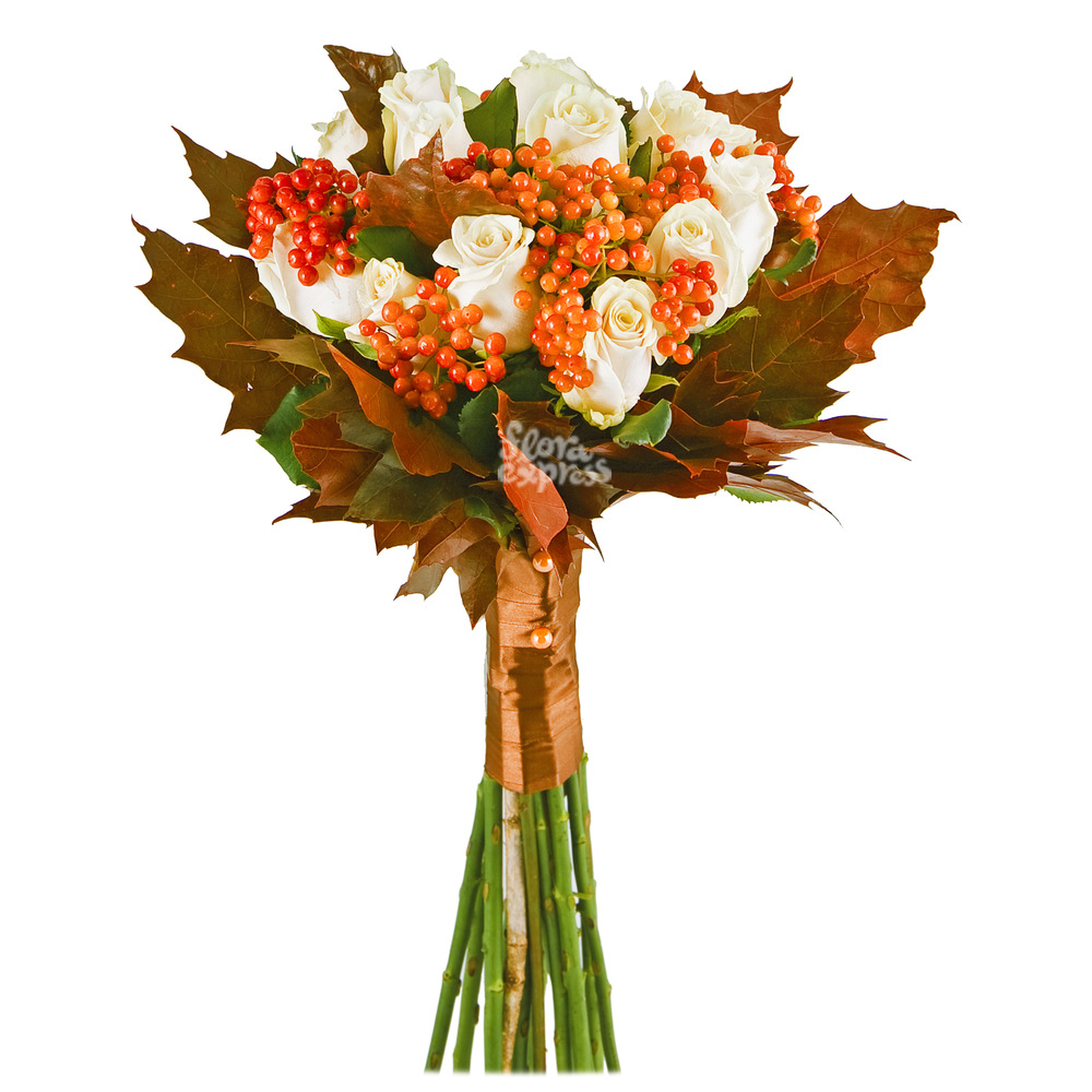 Кленовый лист от Floraexpress