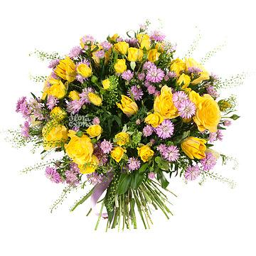Букет Весенний рассвет