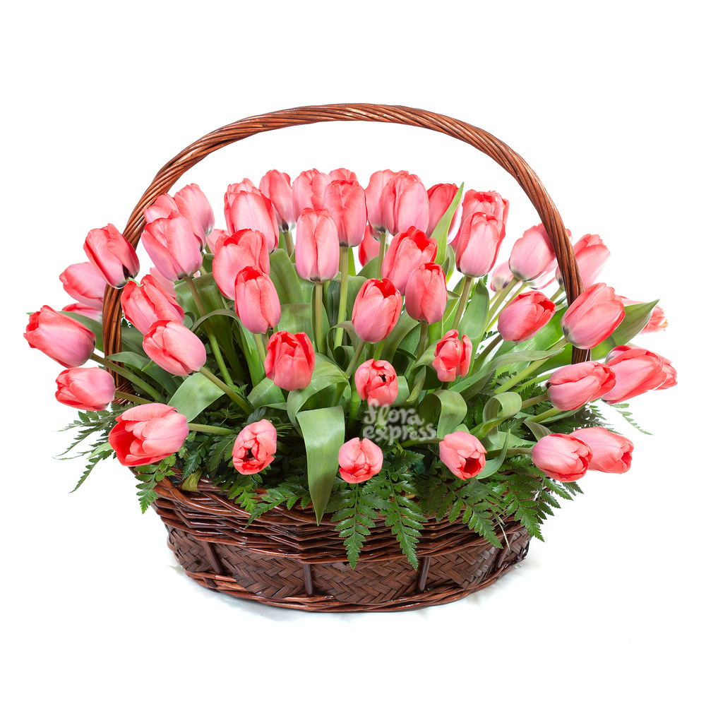 Корзина «Весенняя сказка» от Floraexpress