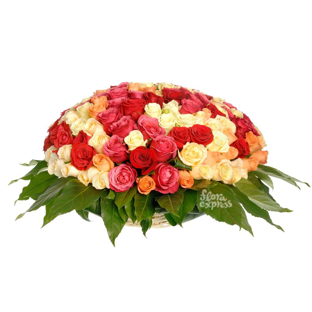 Корзина «Розарио» от Floraexpress