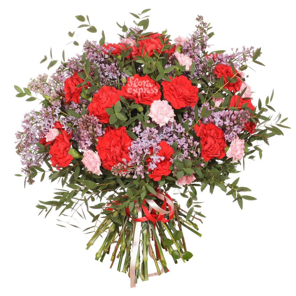 Пылкие чувства от Floraexpress
