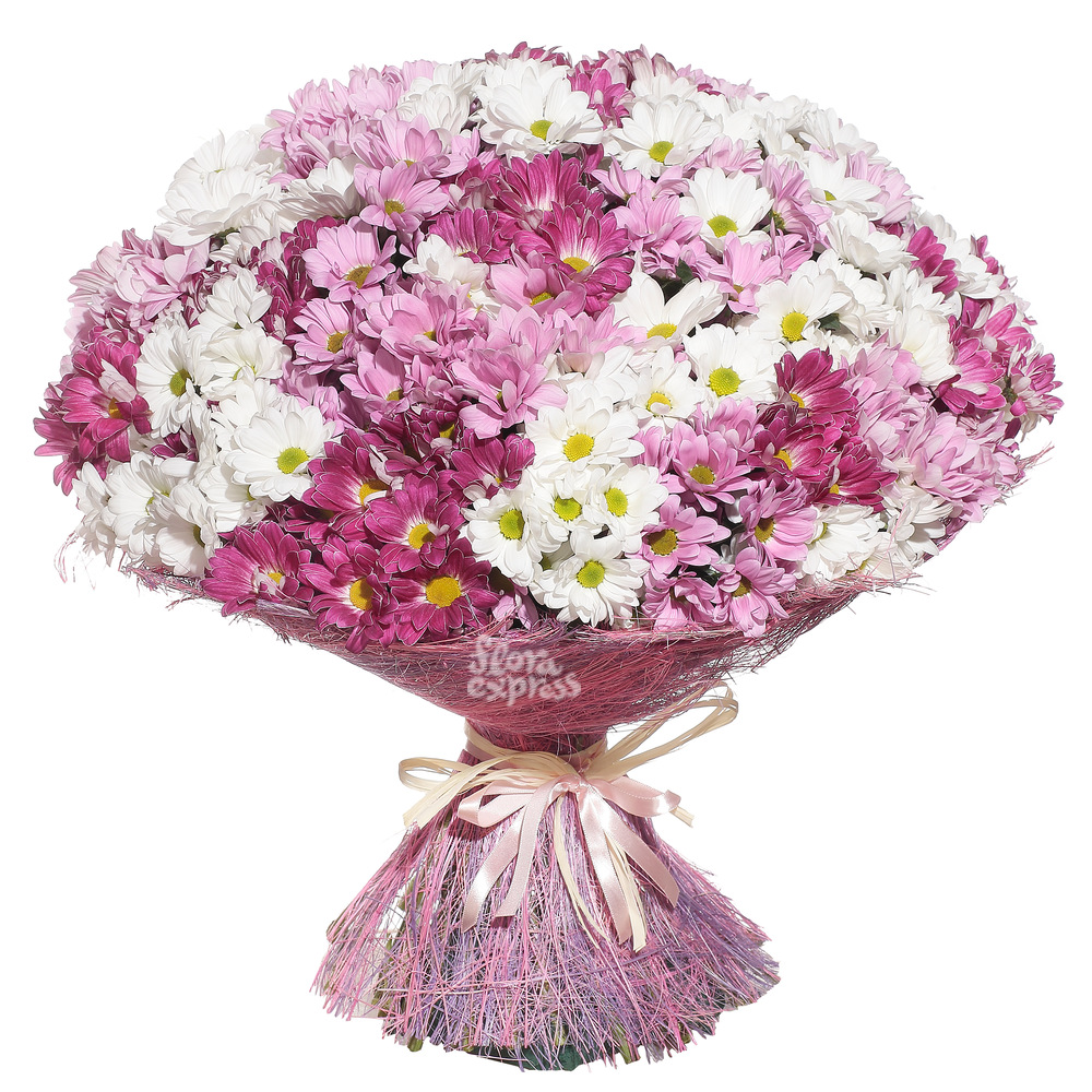 Розовый сон от Floraexpress