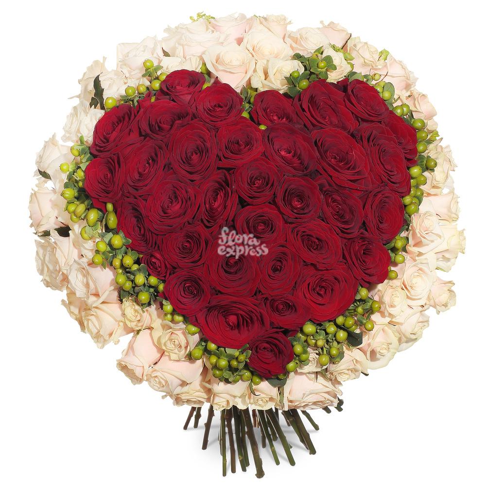Композиция «Магия любви» от Floraexpress