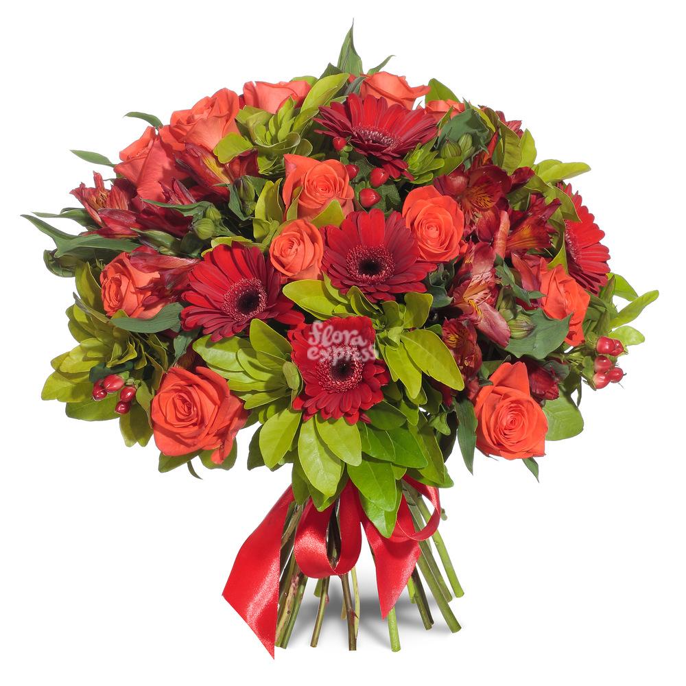 Палитра любви от Floraexpress