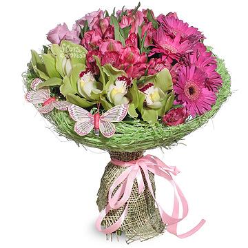 Букет Бал цветов
