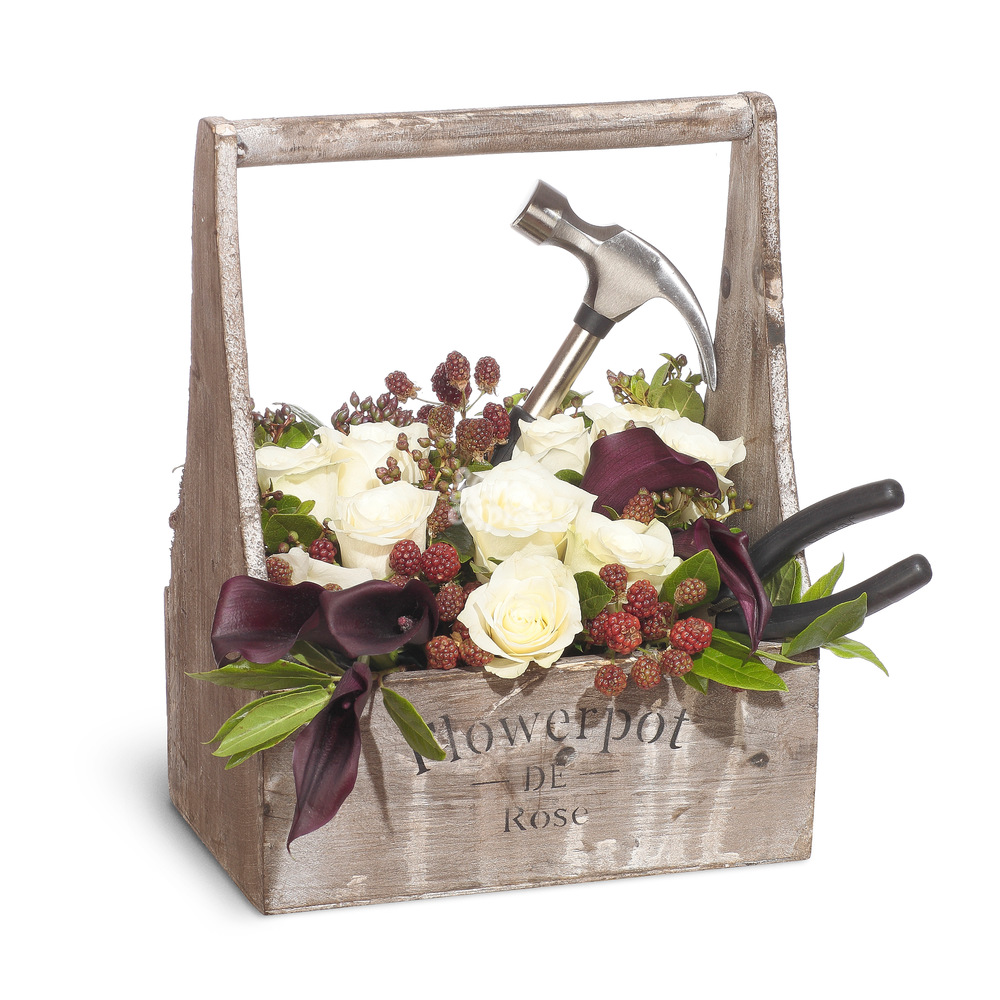 «Flora Express» Мужественный подарок