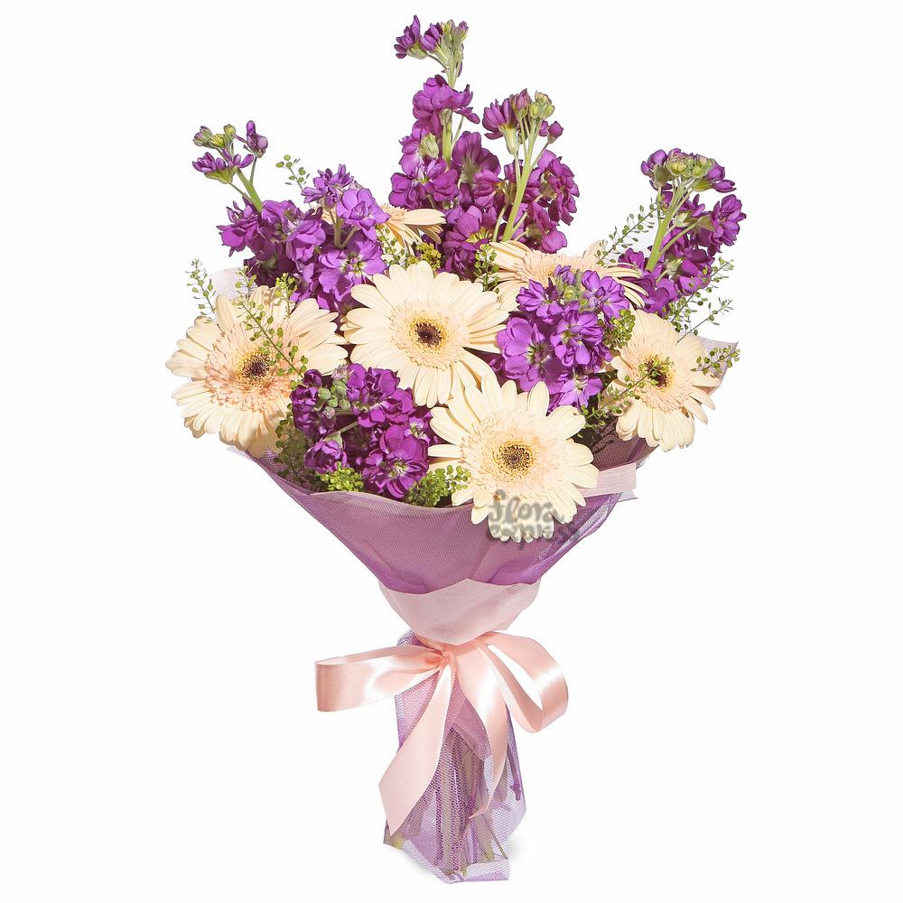 Цветочная прелюдия от Floraexpress
