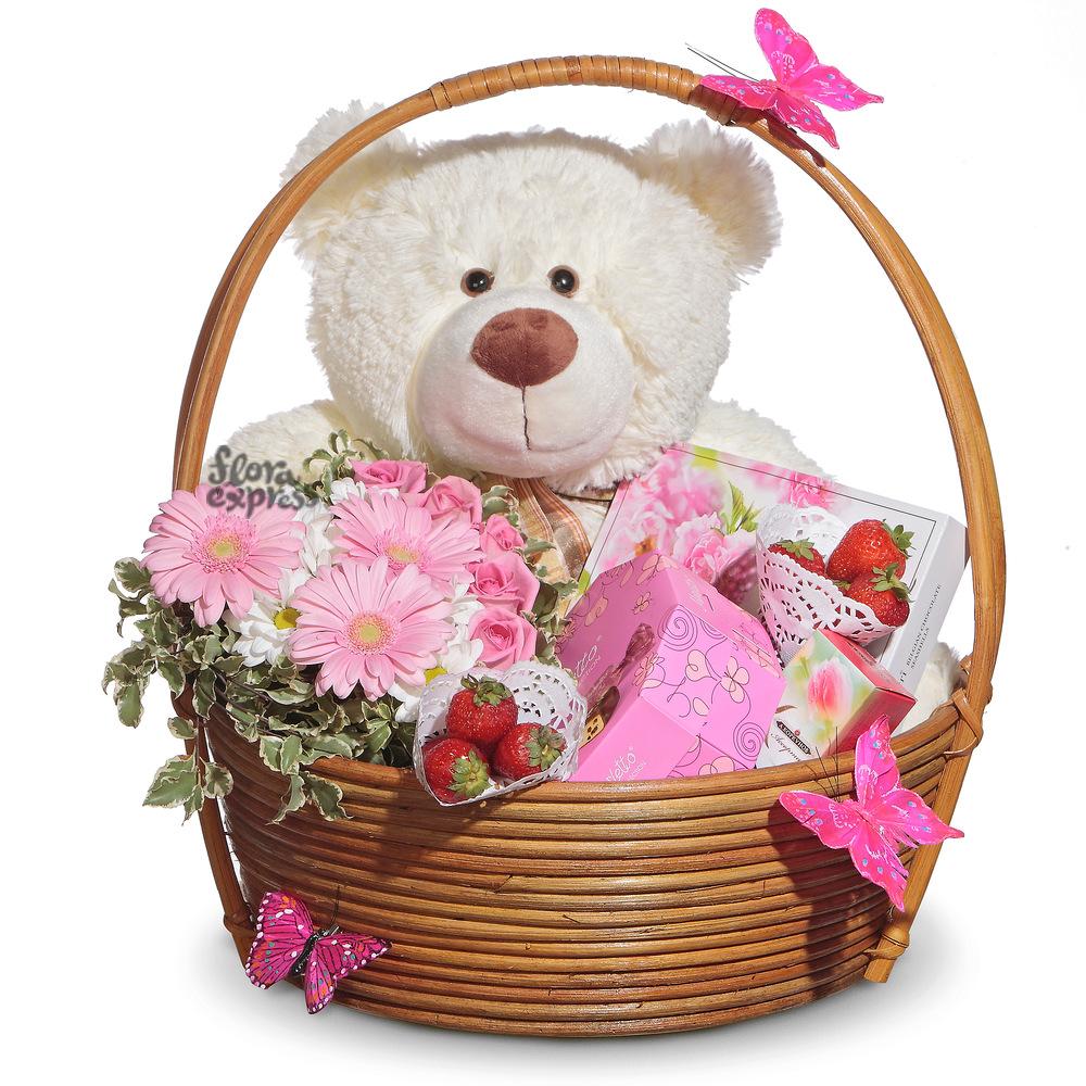 Что подарить девчонке от Floraexpress