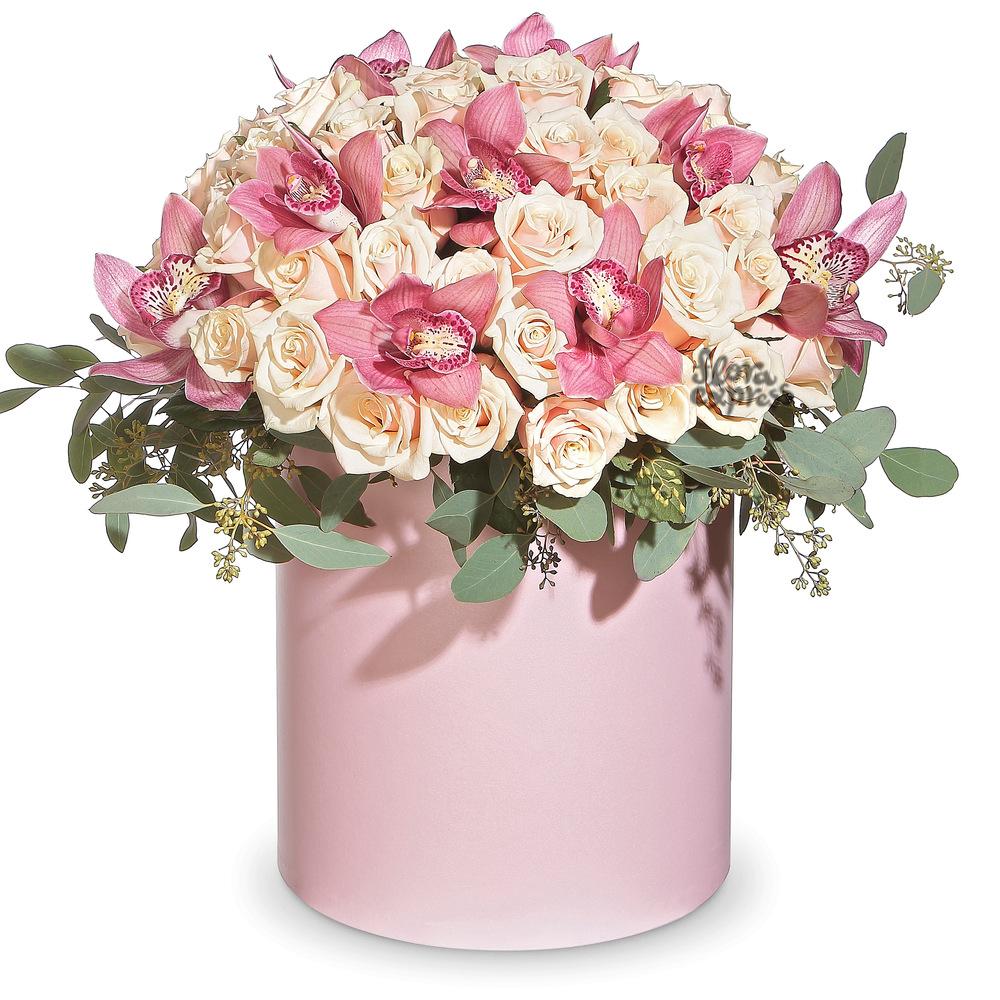 Королеве сердца от Floraexpress