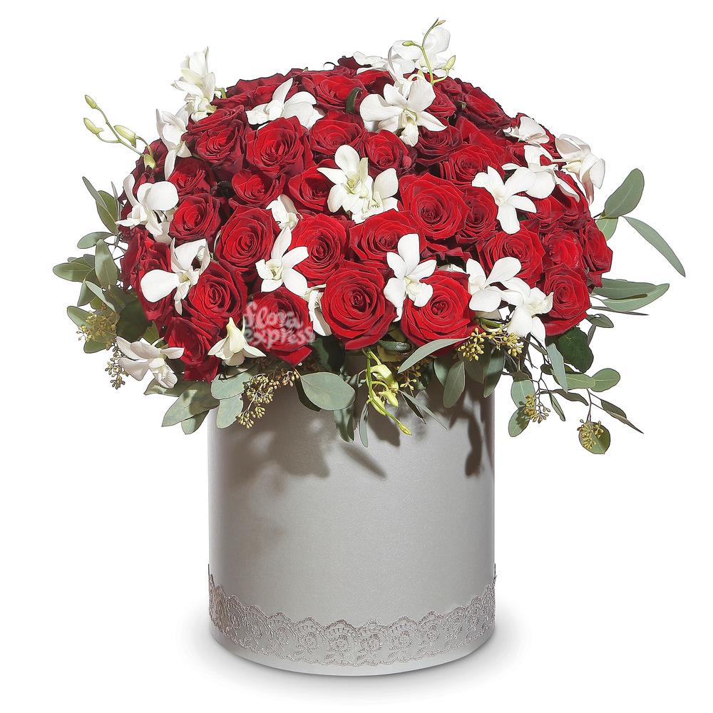 Кто на свете всех милее от Floraexpress