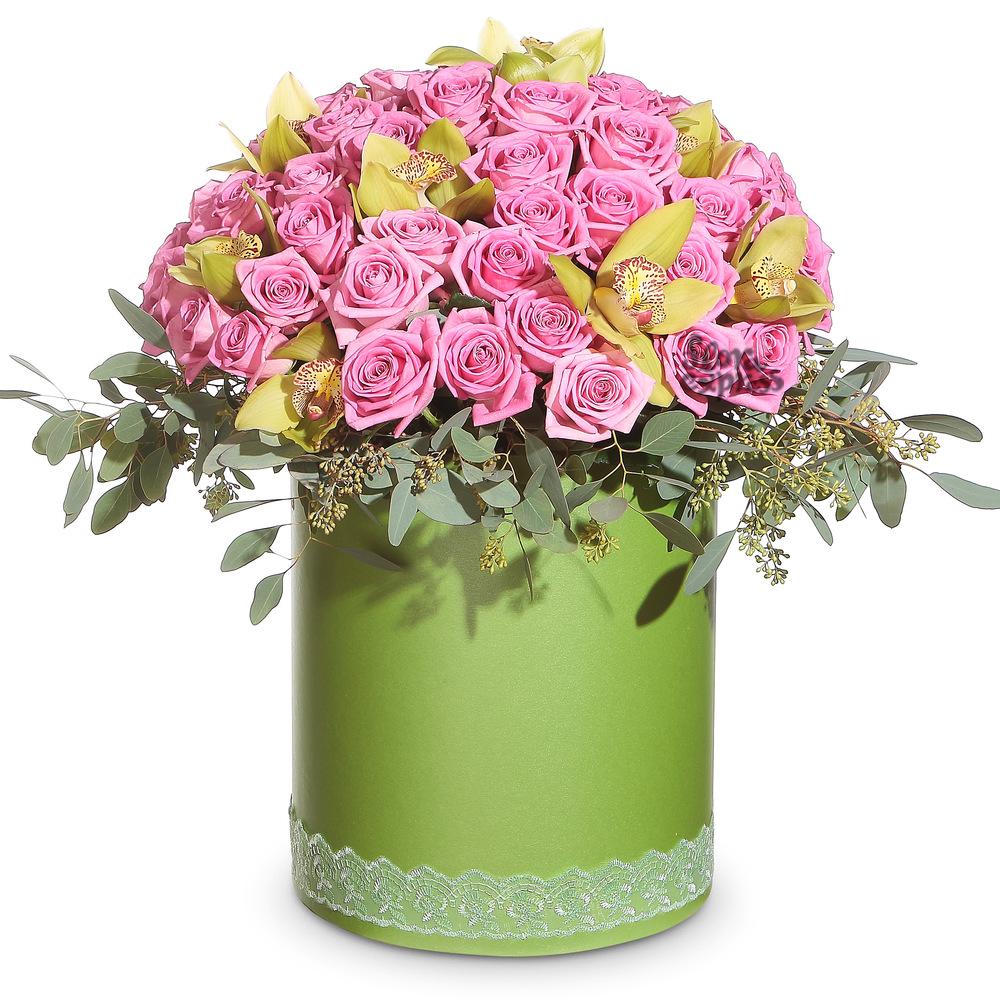 Свежая идея от Floraexpress