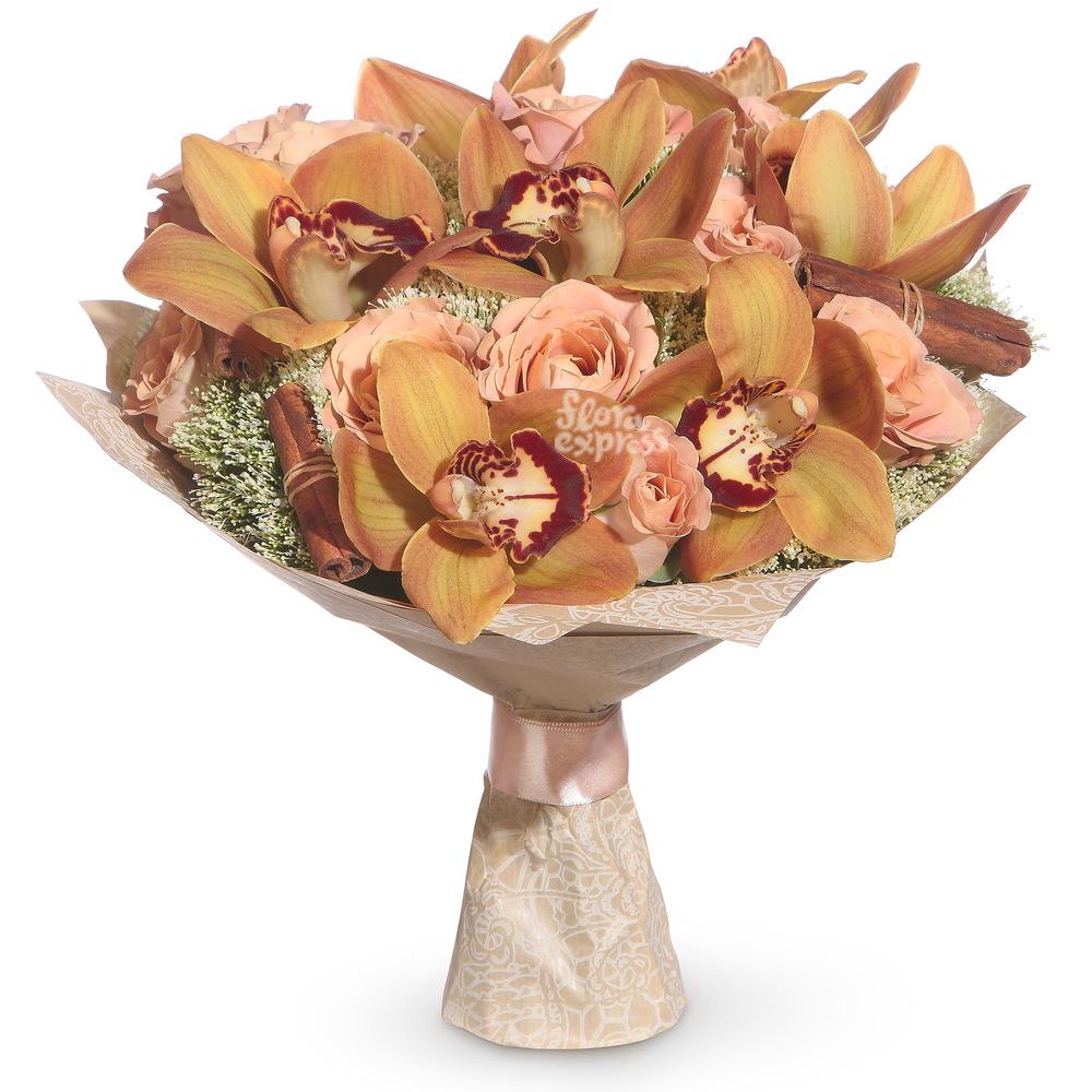 Бархатный поцелуй от Floraexpress