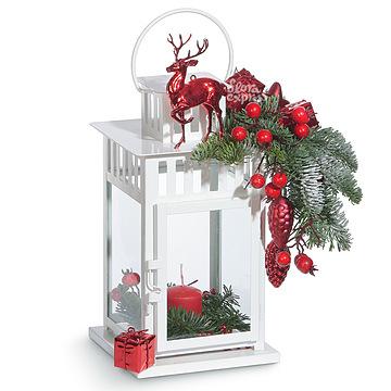 Букет Композиция «Свет Рождества»