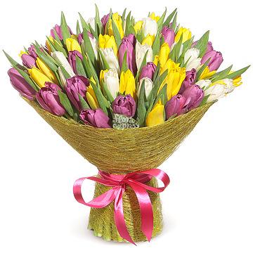 Букет Салют весны