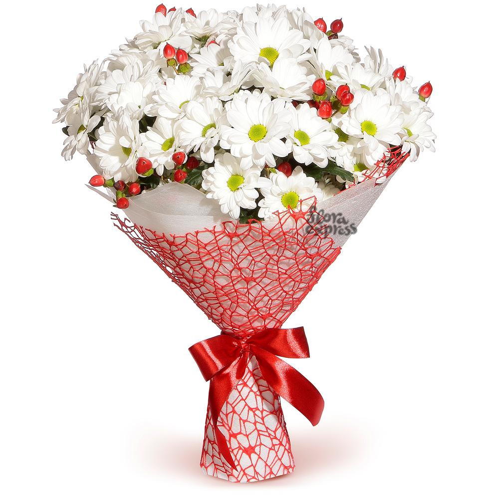 Простая романтика от Floraexpress