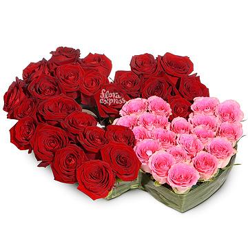 Букет Наша любовь