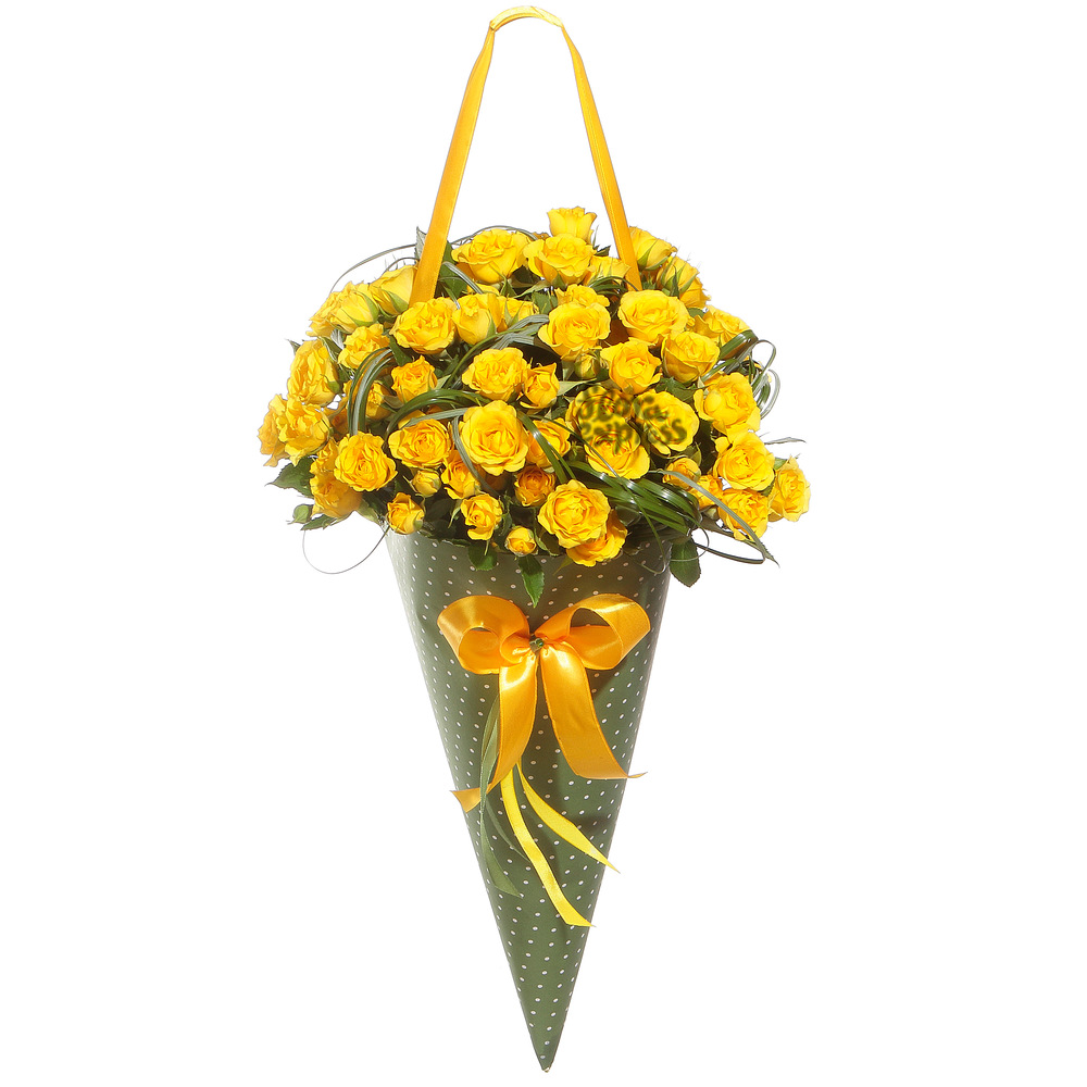 Цветочный шедевр от Floraexpress