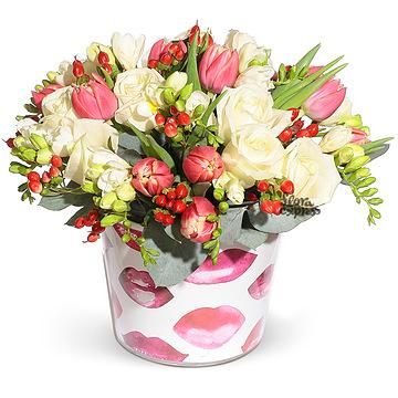 Букет Сладкий поцелуй