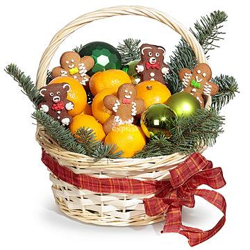 Букет Рождественский аромат