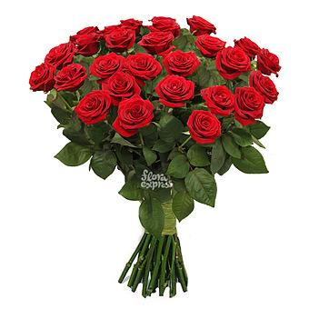 Букет Элитные высокие розы