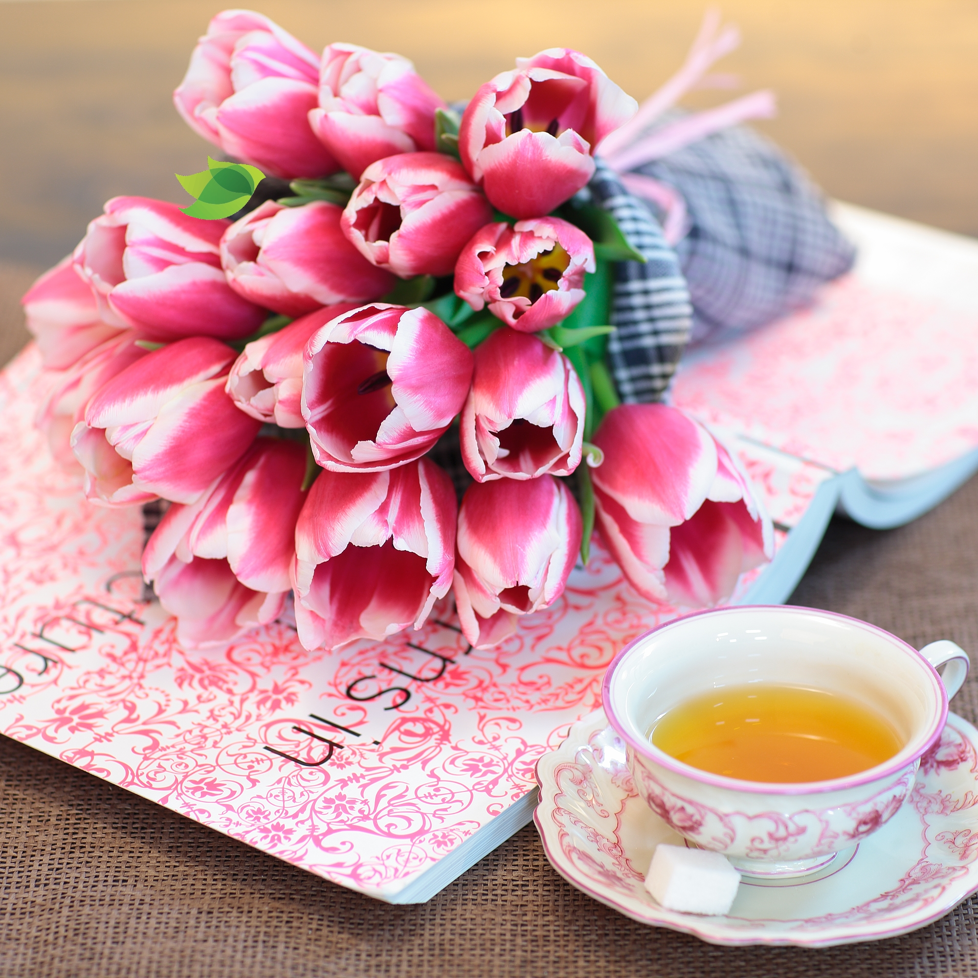 Фото букета: Тюльпаны «Йоли»
